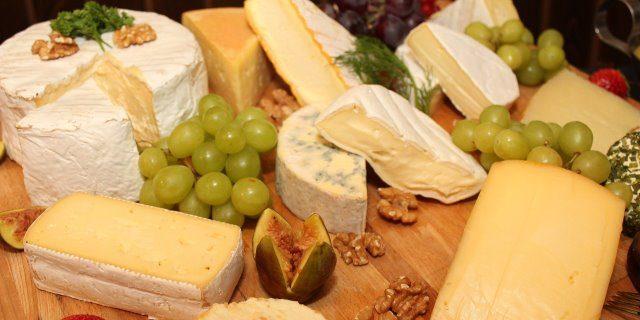 variedades de queso