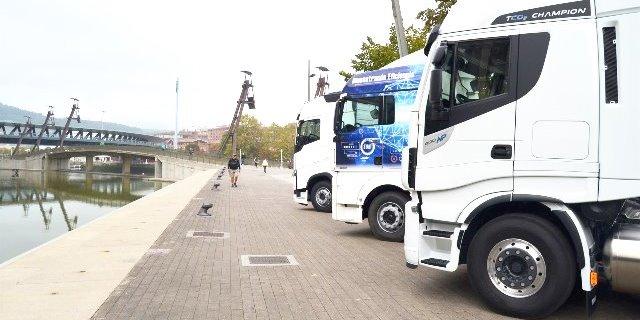 2020: Aumentan las restricciones para camiones en el País Vasco