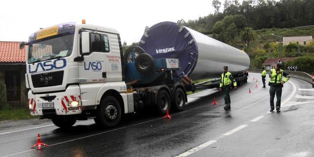 La próxima campaña de DGT se centrará en controlar camiones y furgonetas