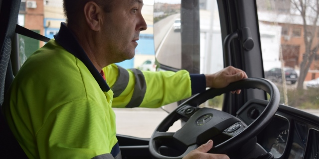 """En transporte internacional no se puede conducir con los """"permisos provisionales"""""""