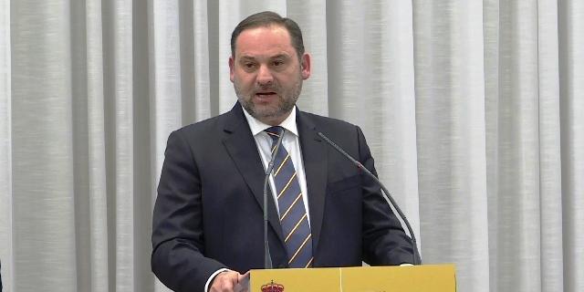 José Luís Ábalos, nuevo ministro de Transportes, Movilidad y Agenda Urbana