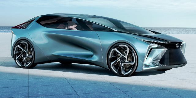 concept car LF30