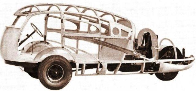 Arrowhead Teardrop modelo