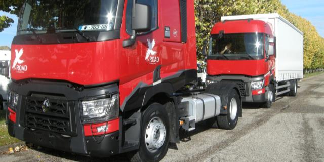 el transporte español pide medidas al Gobierno