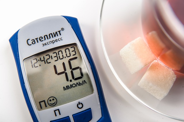 Marcador para Diabetes