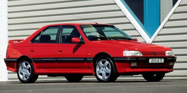 Peugeot Rojo