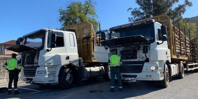 inspección al transporte durante la desescalada