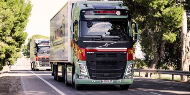 Navarra se quiere apuntar al cobro de peajes a los camiones pesados