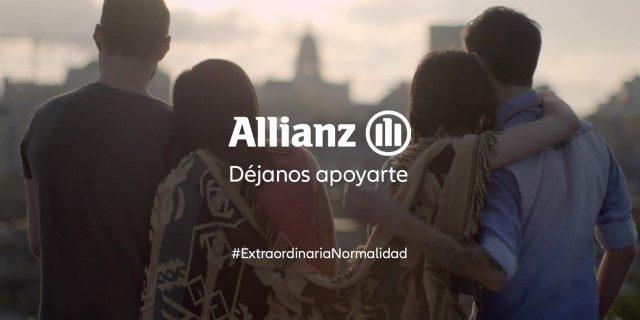 """Allianz realza la importancia de la cercanía en la campaña """"Extraordinaria normalidad"""""""