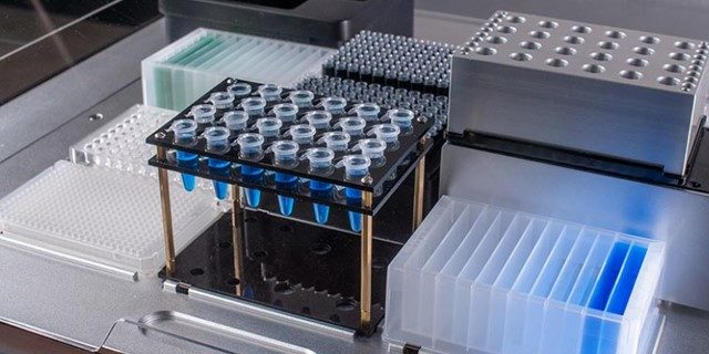 Línea Directa participa en la compra de 13 super robots para realizar un millón de test anticovid al mes