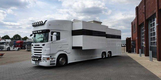 Scania Vaex RV