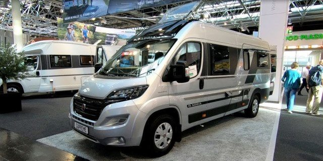 Gama Twin: Adria Mobil apuesta por las campervan para este verano