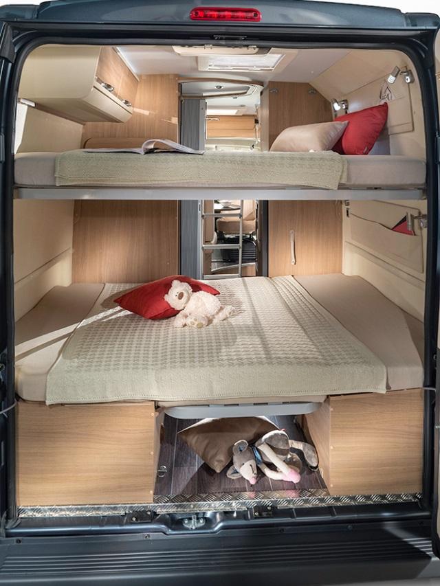 Adria Mobil campervan