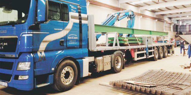 El 30% de los camiones podría sobrar si se aplican las 44 toneladas