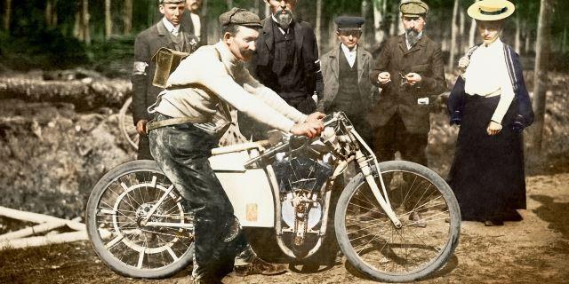 Laurin & Klement: Cuando ŠKODA ganaba mundiales de Motociclismo
