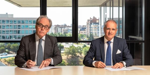 ALD Automotive firma un acuerdo con Caser para ofrecer un Programa de Renting a empleados, proveedores y clientes de la aseguradora