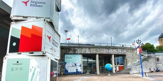 Itsasmuseum Bilbao patrocinio de Seguros Bilbao