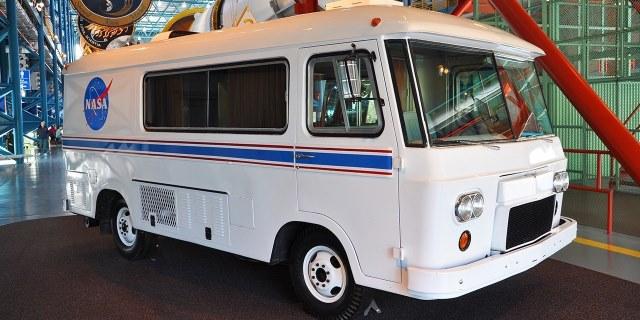 Clark Cortez, la autocaravana elegida por la NASA para el Programa Apolo