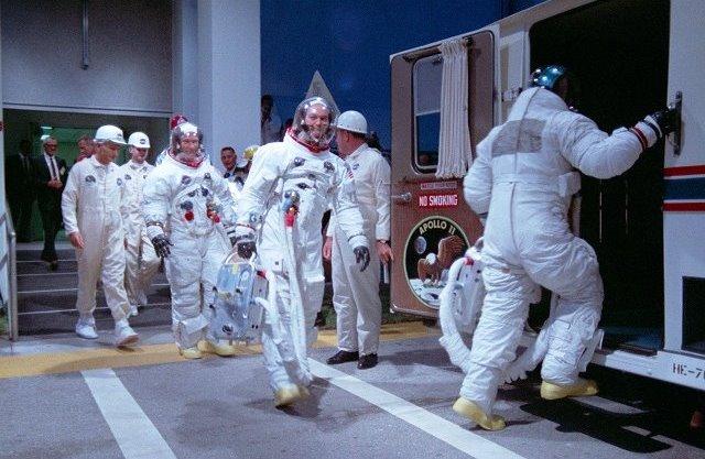 astronautas programa Apolo