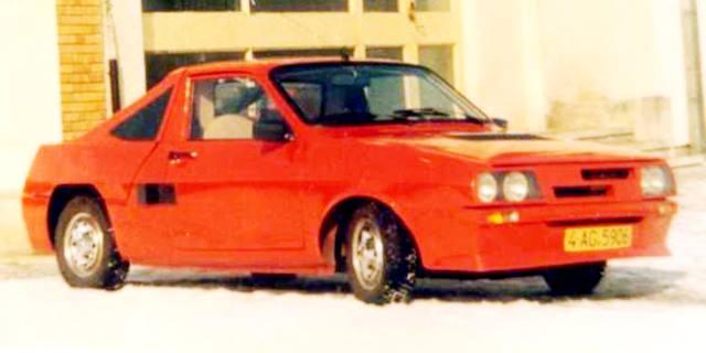 Dacia MD 87