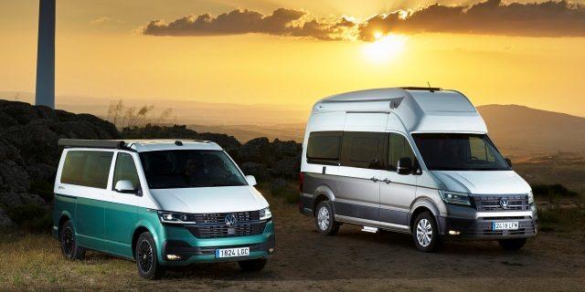 nueva gama camper volkswagen