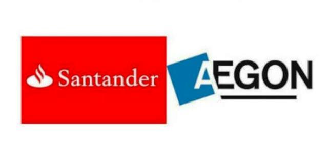 Aegon y Santander completan la expansión de su acuerdo en España