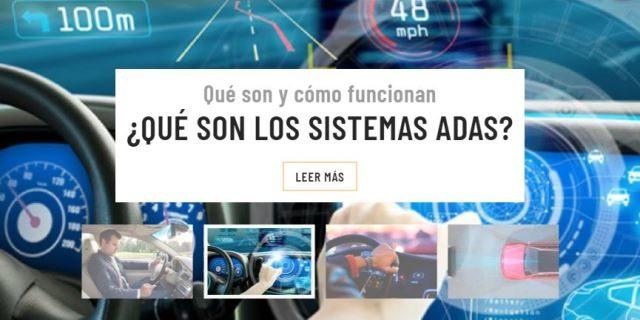 sistemas de ayuda a la conducción ADAS