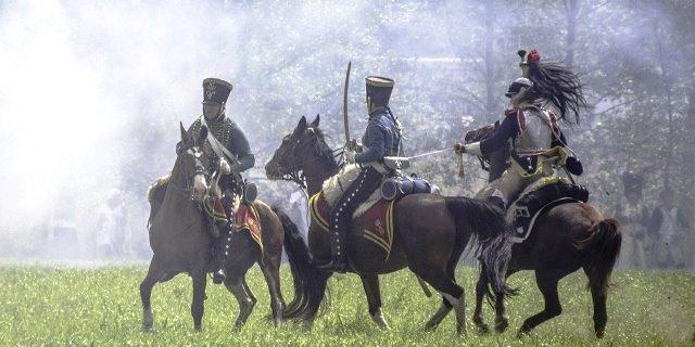 caballos de guerra