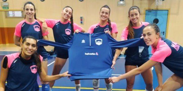 Helvetia Seguros nuevo patrocinador del equipo femenino de voleibol Madrid Chamberí