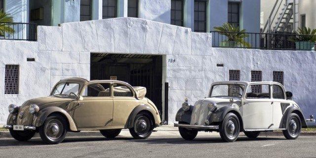 Mercedes 130 y 170 H