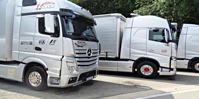 El Gobierno sancionará la morosidad en el transporte por carretera