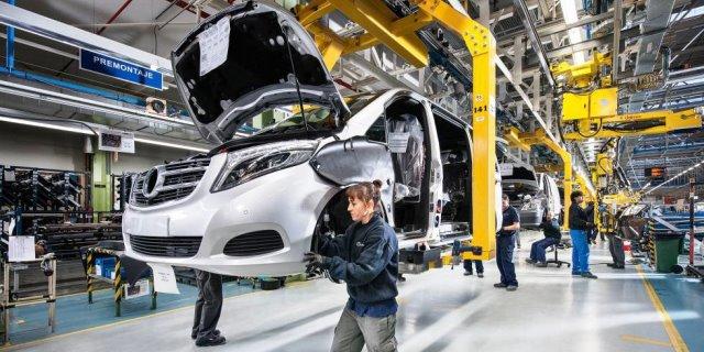 producción de vehículos en españa se ha desplomado