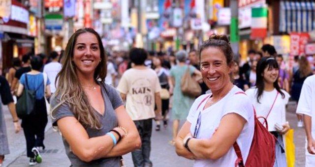 Las regatistas Tamara Echegoyen y Paula Barceló fichan por Murimar