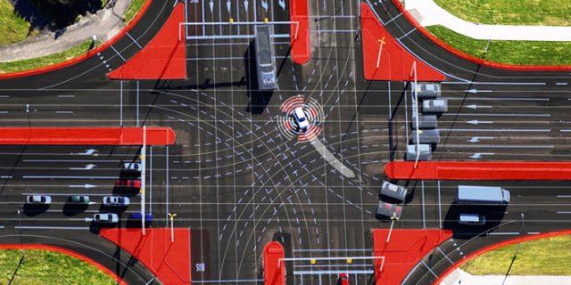 Cómo las farolas aumentan la seguridad de la conducción autónoma