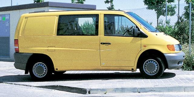 furgonetas como esta han excedido la velocidad