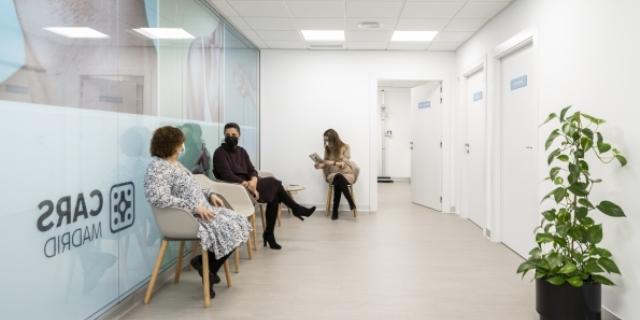 Grupo VW abre en Madrid CARS, un centro sanitario para trabajadores