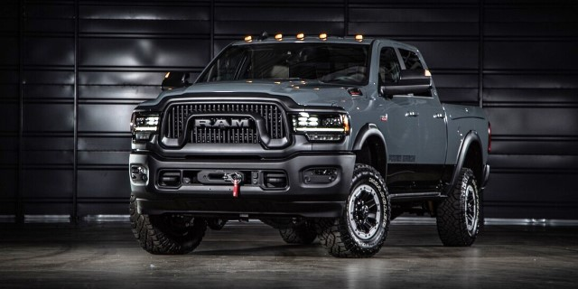 RAM Power Wagon 75th Anniversary Edition