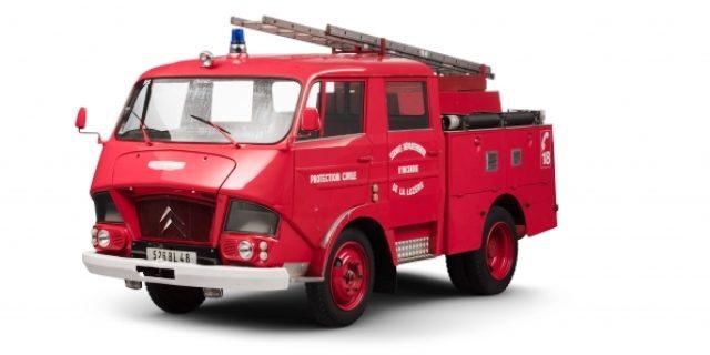Type 350 bomberos