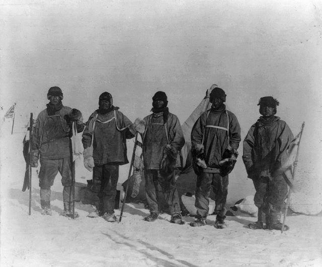 Expedición Polo Sur