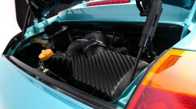 911 Carrera blindado