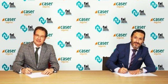 La Federación de Asociaciones Inmobiliarias y Caser firman un acuerdo para impulsar juntas la compra segura de inmuebles en España