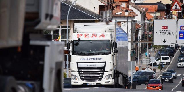 sanciones morosidad transporte, a debate