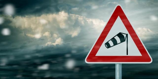 conducir con viento es peligroso