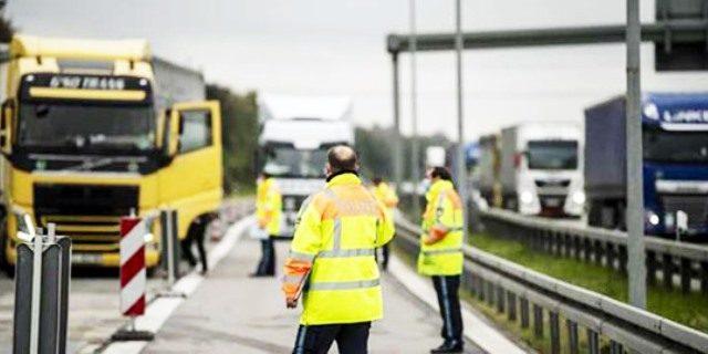 IRU pide a Alemania que retire las restricciones fronterizas al transporte profesional por carretera