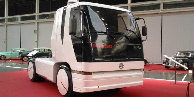 Pegaso Solo 500, el primer concept truck europeo