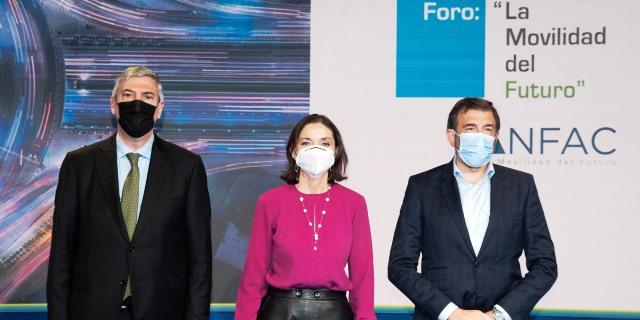 ANFAC presenta su modelo de descarbonización del parque automovilístico