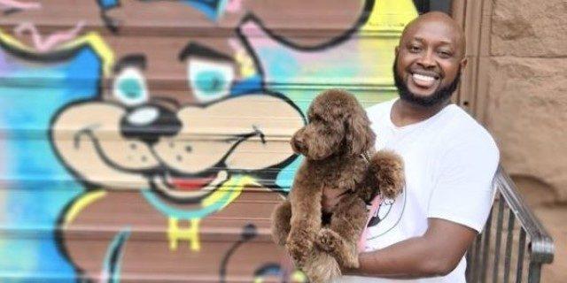 El Padrino de Harlem y su peluquería para perros