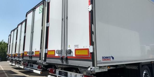 A partir del 1 de julio los vehículos frigoríficos deberán renovar su certificado ATP cada quince años