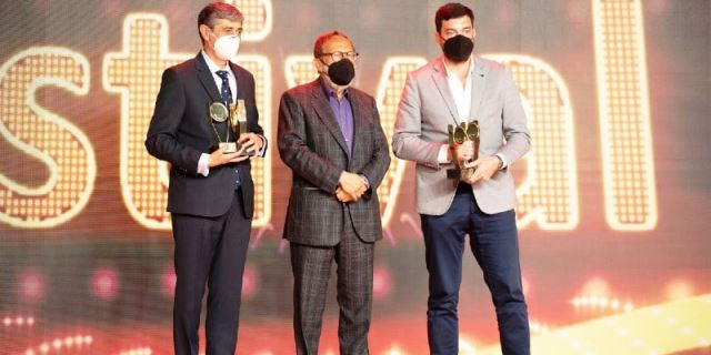 Mapfre premiada como anunciante en el Smile Festival