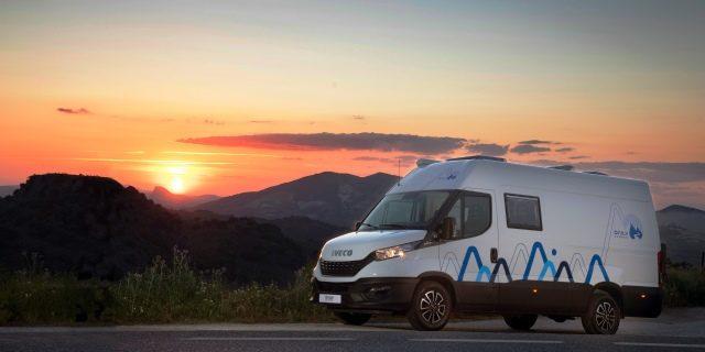 Camper Eurogaza nos presenta su nueva camperización sobre Iveco Daily